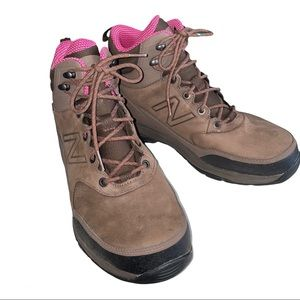 New Balance Ww1400 Ankle Leather Boot 10 X Wide